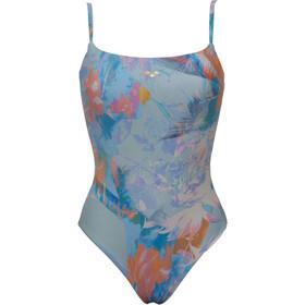 arena Allover U Back One Piece Swimsuit Women, Multicolor